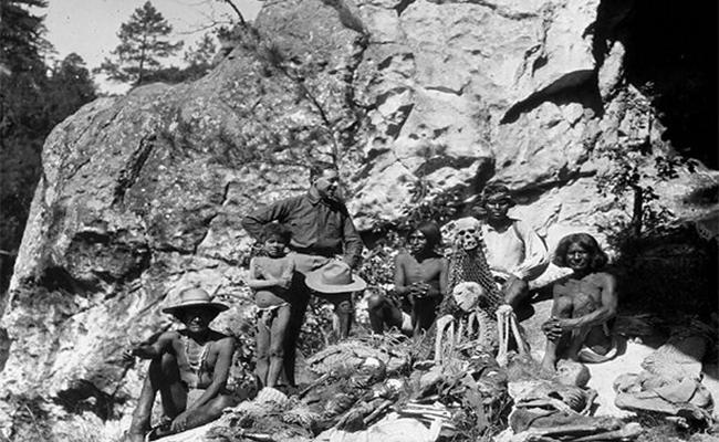 Hallan antropólogos fotografías de la Sierra de hace 100 años