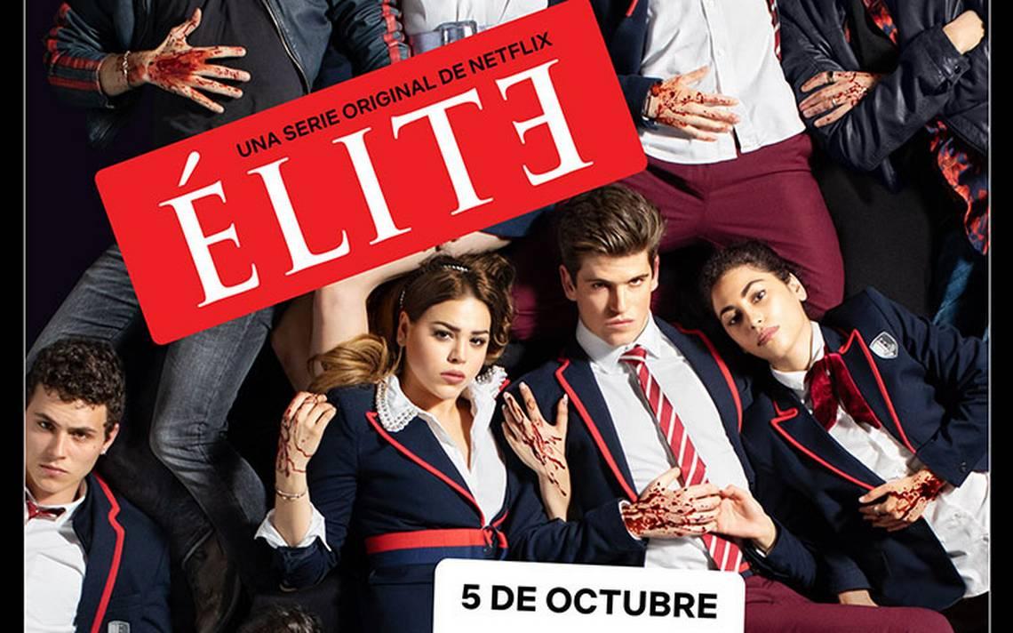 Danna Paola y Miguel Bernardeau protagonizan la serie A�lite