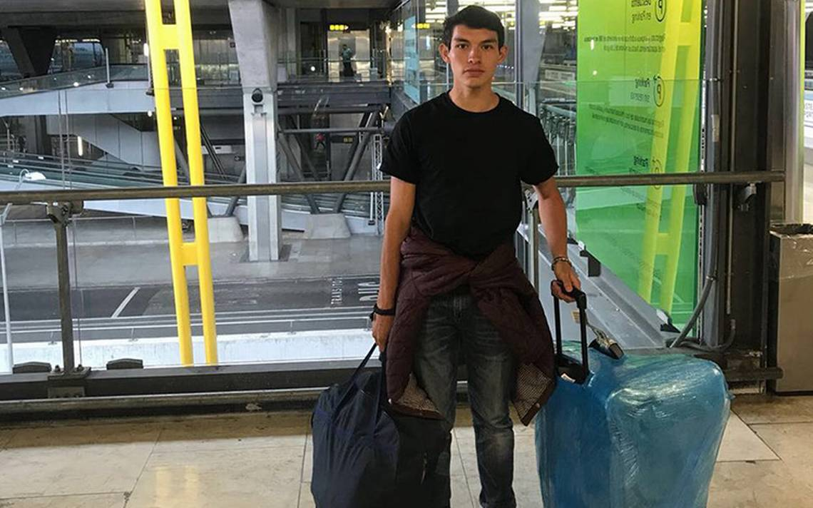 El  novillero Isaac Fonseca llegA? a EspaA�a para afinar sus conocimientos