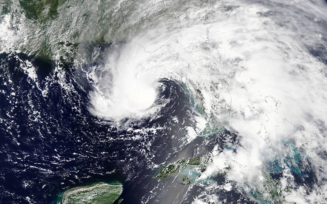 Tormenta Alberto toca tierra en Florida con vientos de hasta 75 kilómetros por hora