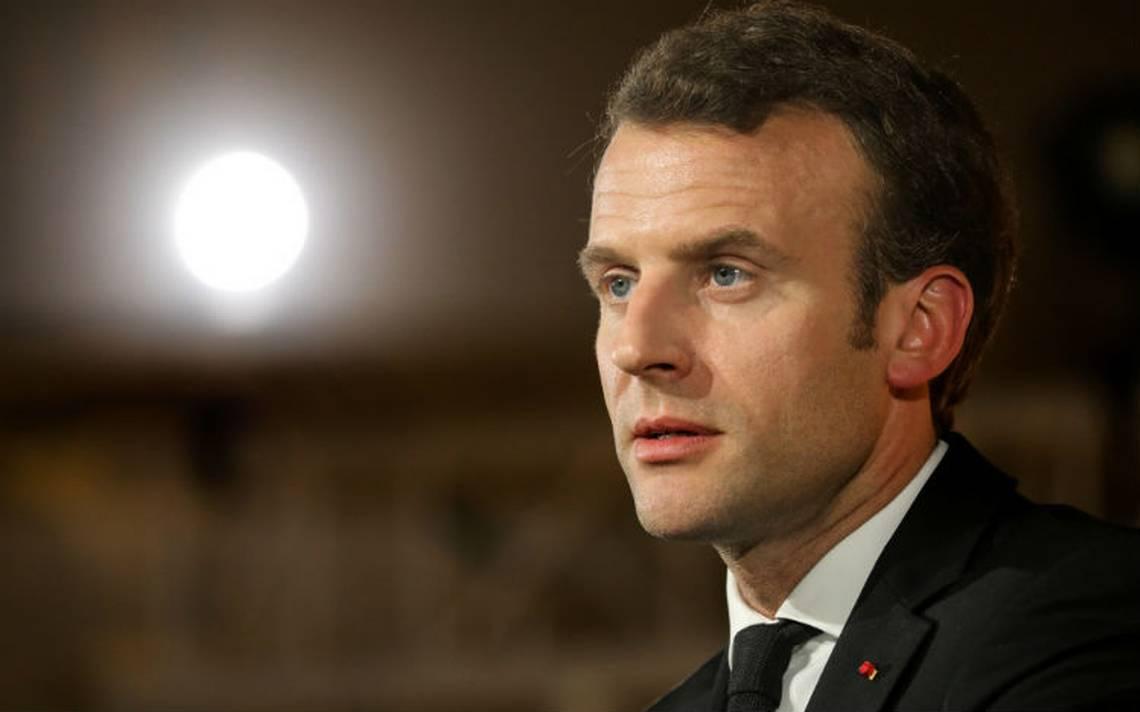 Macron, impopular en Francia; lo ven como el presidente de los ricos