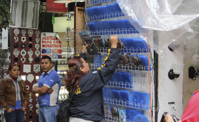 Ingresos generados por piratería en México llegan a 75 mil mdd… y sigue en ascenso