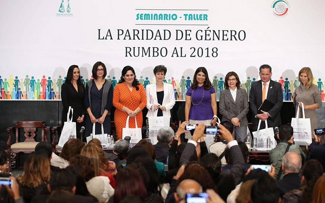 Presencia femenina en el gobierno es escasa