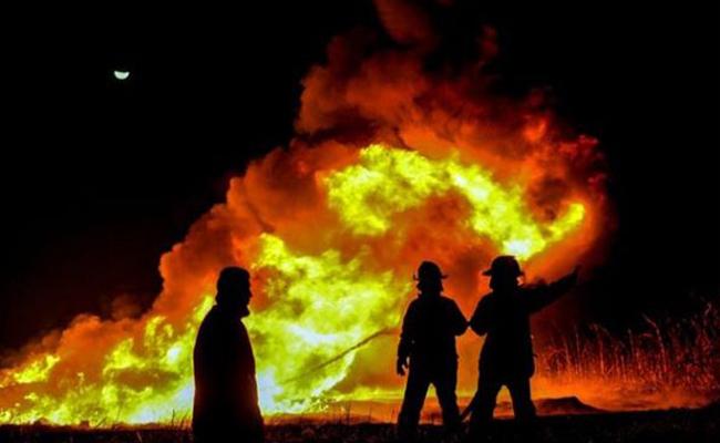 PGR investiga explosión en refinería de Salamanca