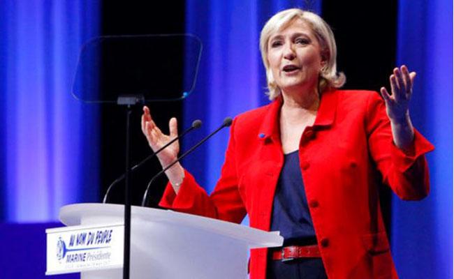 La Unión Europea morirá si me eligen presidenta de Francia: Le Pen