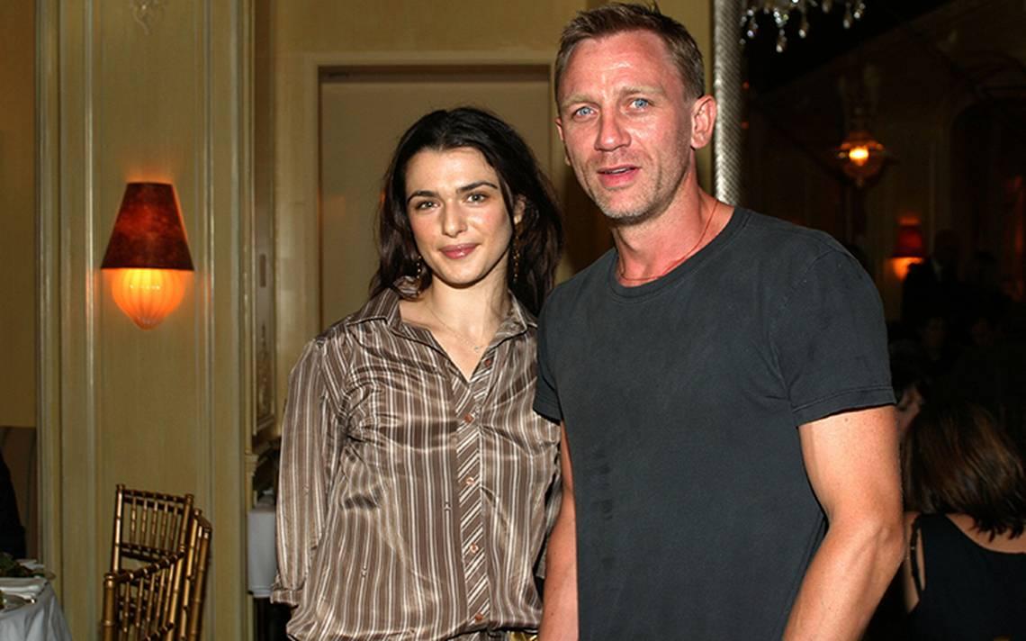 Daniel Craig y Rachel Weisz ¡serán papás!
