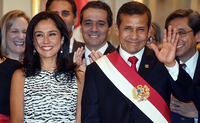 Piden prisión preventiva contra expresidente Ollanta Humala por caso Odebrecht