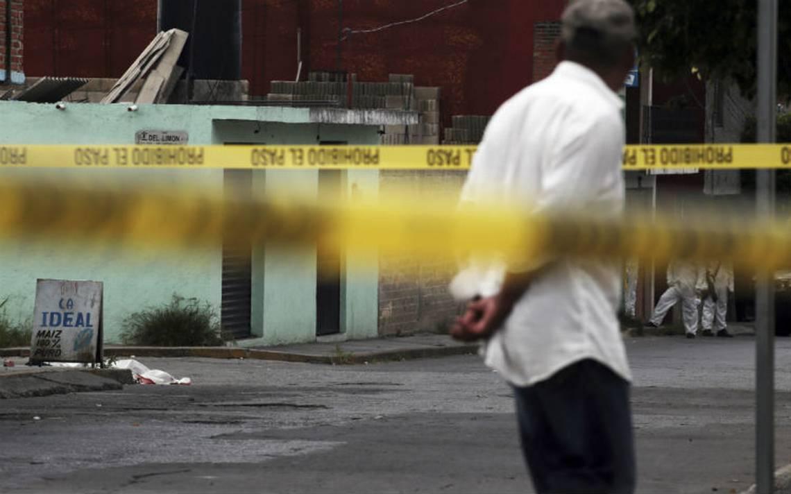 Asesinan a delegado del tianguis de San Juan en Neza