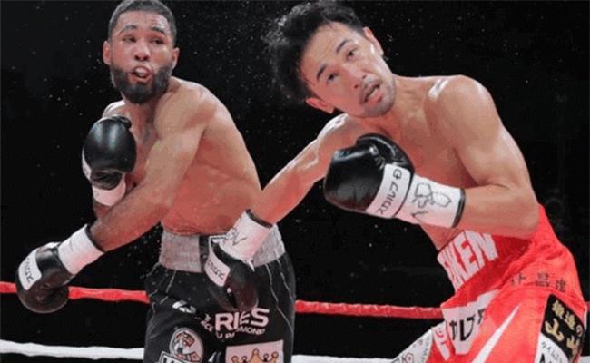 """El boxeador """"Pantera"""" Nery pulverizó al nipón Yamanaka"""