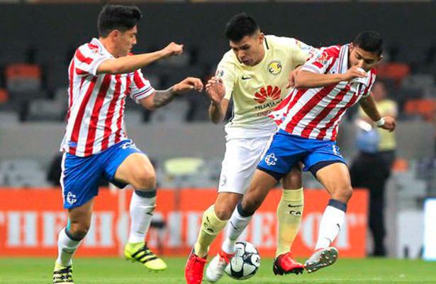 Llega otro aguerrido Clásico Nacional el sábado, en el estadio Chivas