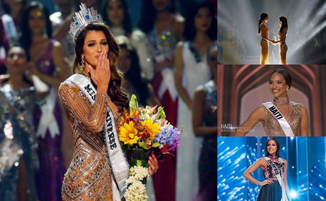 Francia se corona como #MissUniverso 2016