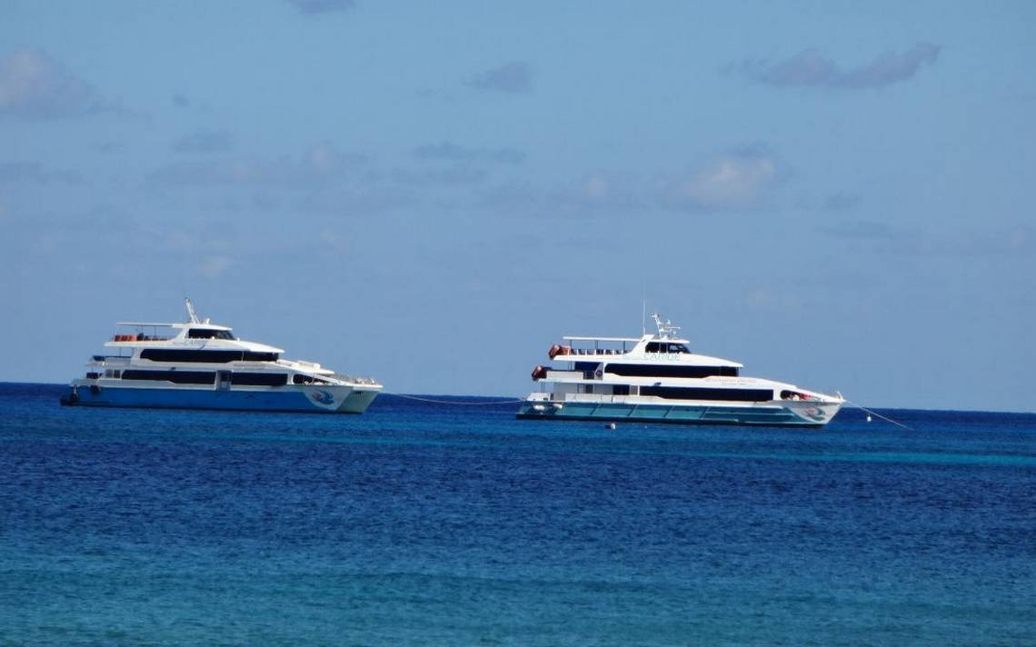 PGR y Marina blindan zonas marinas turísticas por inseguridad