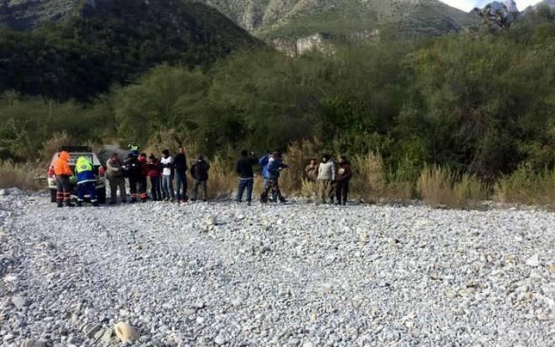 Nevada sorprende a grupo de personas en Sierra de Santiago y quedan varados