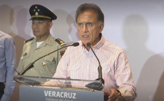 Supuestos periodistas colaboran con el narco, acusa Yunes Linares