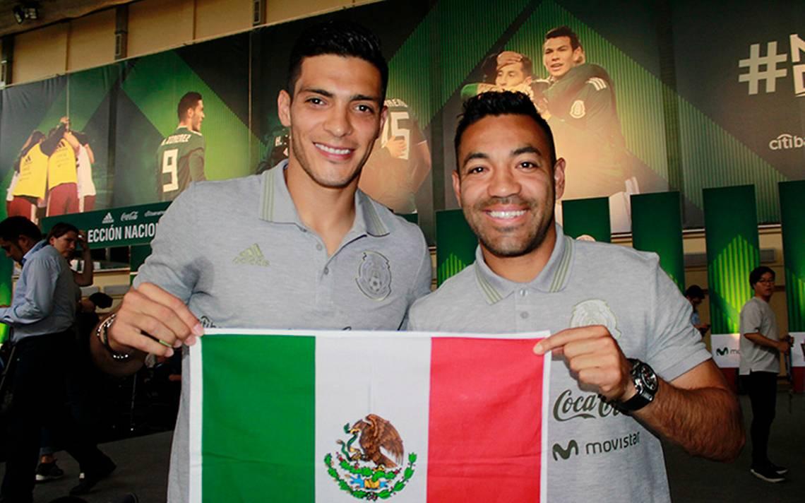 Raúl Jiménez y Fabián apoyan sin dudar al colombiano Osorio