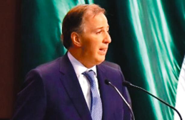 "Pese a los ""vientos en contra"" para México, se abren oportunidades, afirma Meade"