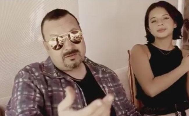 Escucha el nuevo dueto de Pepe Aguilar y su hija Ángela