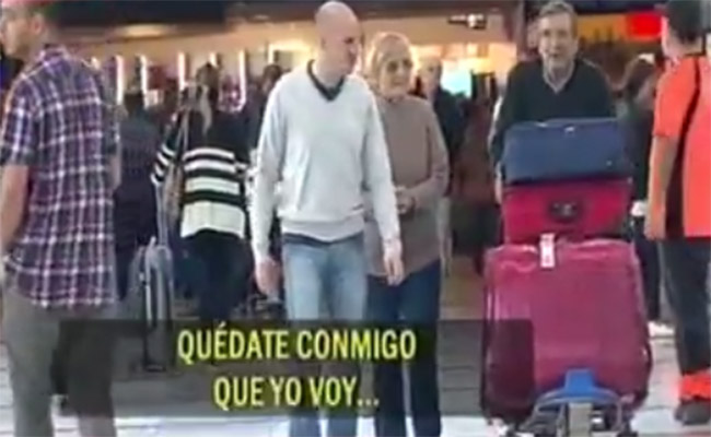 """Por cantar """"Despacito"""" piloto bloquea las comunicaciones en aeropuerto argentino"""