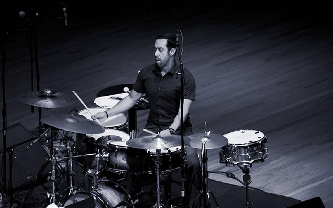 El baterista  Antonio Sánchez se presenta esta noche en el Auditorio Nacional