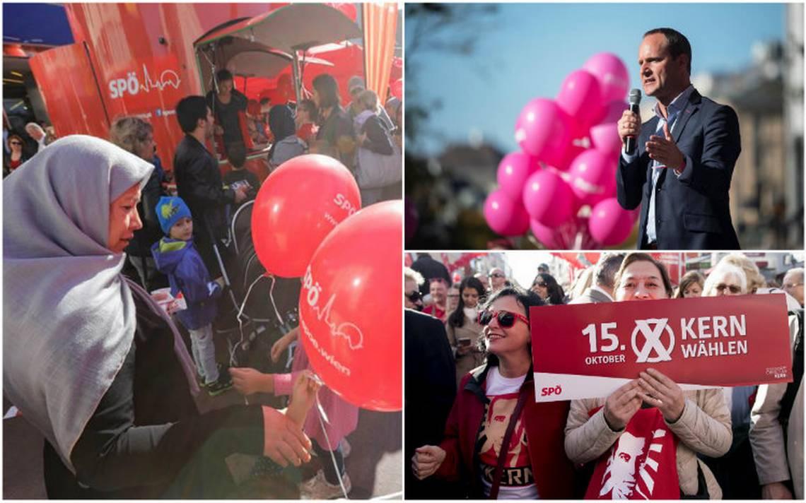 Austria: la extrema derecha se aproxima al poder