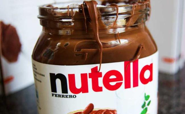 Investigan posible ingrediente cancerígeno de la Nutella