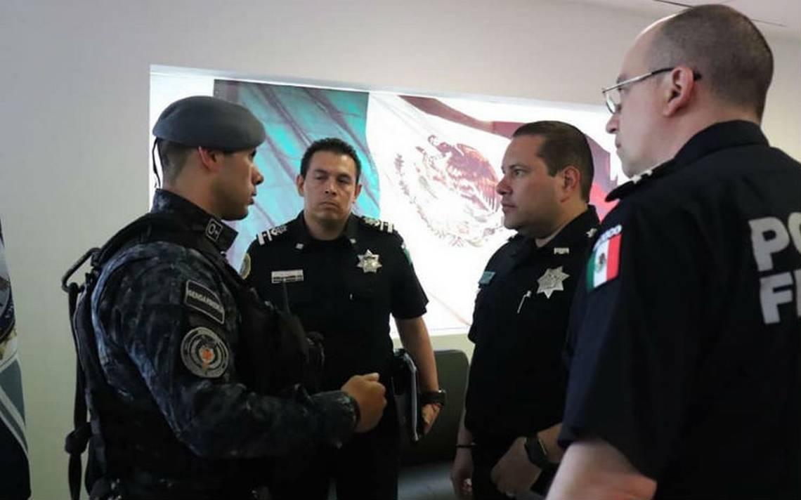 Comisionado de la PF visita Veracruz por caso de trenes y asesinato de agente