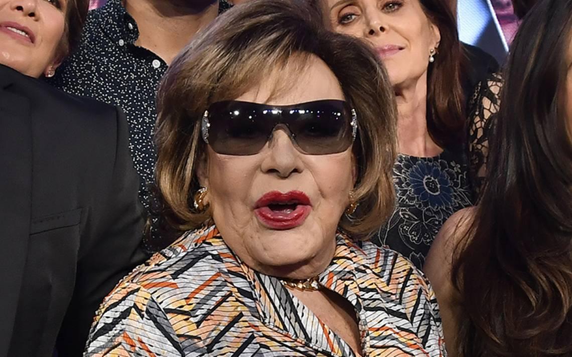 La bioserie de Silvia Pinal solo mostrará la vida de la actriz hasta la década de los 80