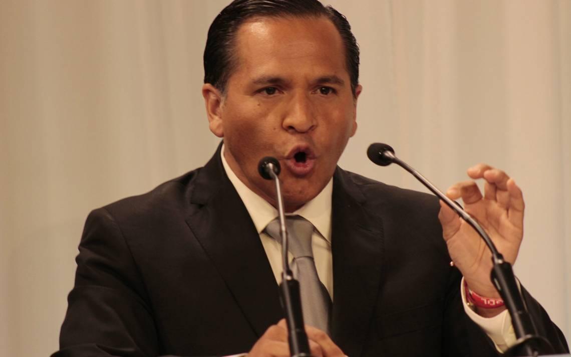 No teme por su seguridad el también ex fiscal Eduardo Almaguer