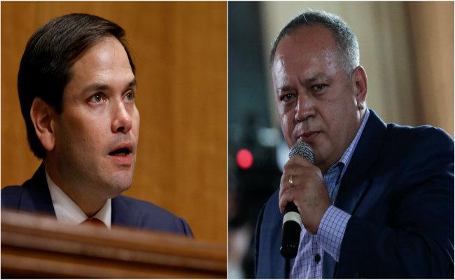 Diosdado Cabello planeaba asesinar a Marco Rubio; contactó a gatilleros mexicanos