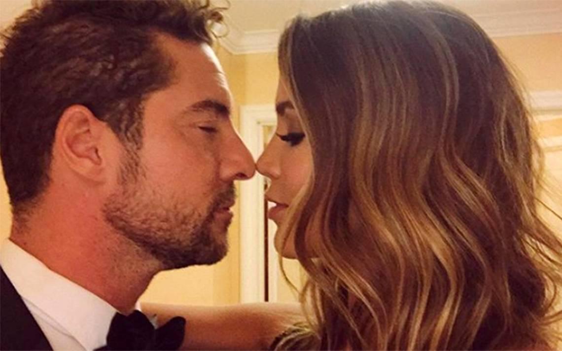 David Bisbal y Rosana Zanetti sorprenden al revelar que ¡ya son marido y mujer!