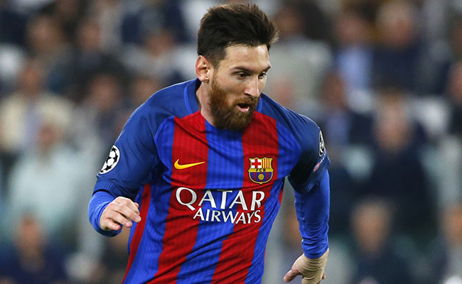"Galardonan a Lionel Messi con premio ""Memorial Aldo Rovira"""