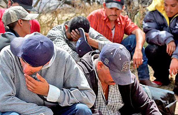 Rescatan en Tamaulipas a migrantes secuestrados