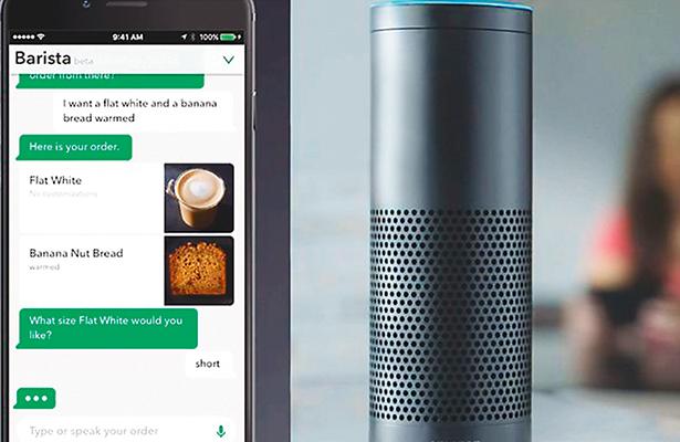 Se harán pedidos de Starbucks con el sistema Alexa