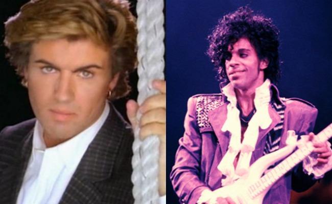 Prince y George Michael recibirán homenajes en los Grammy