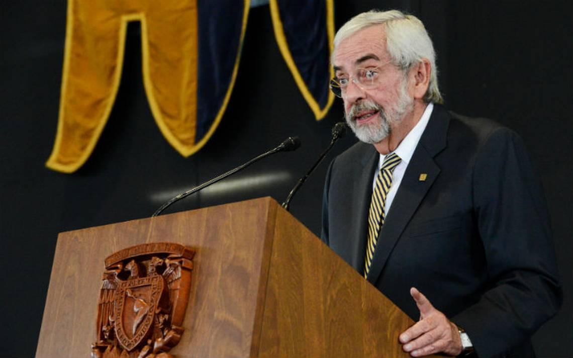 UNAM recibirá 43 mil 169 mdp; Graue afirma que es insuficiente