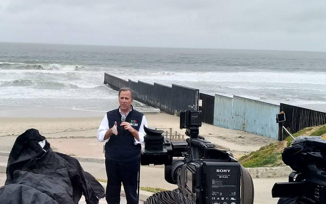 Meade asegura que México construirá su propio muro tecnológico