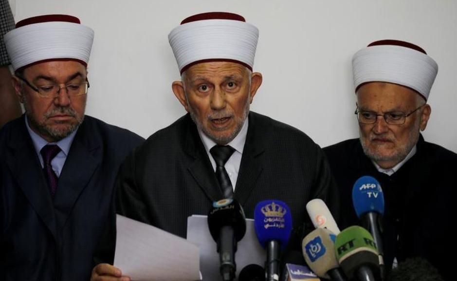 Tras violentas protestas, musulmanes vuelven a rezar en mezquita de Al Aqsa