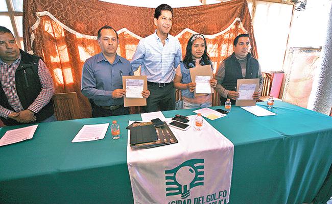 Hidroeléctrica paga compensaciones a tres municipios veracruzanos