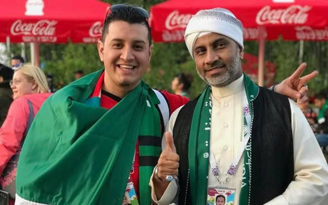 [Video] Mexicano desaparece en el Mundial Rusia 2018
