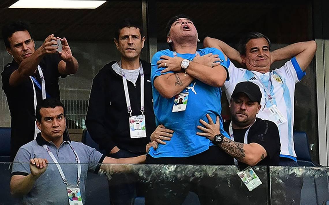 Maradona dará recompensa para aclarar rumores de su muerte