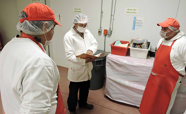 Vigilan en Hidalgo que no se  venda carne con clembuterol