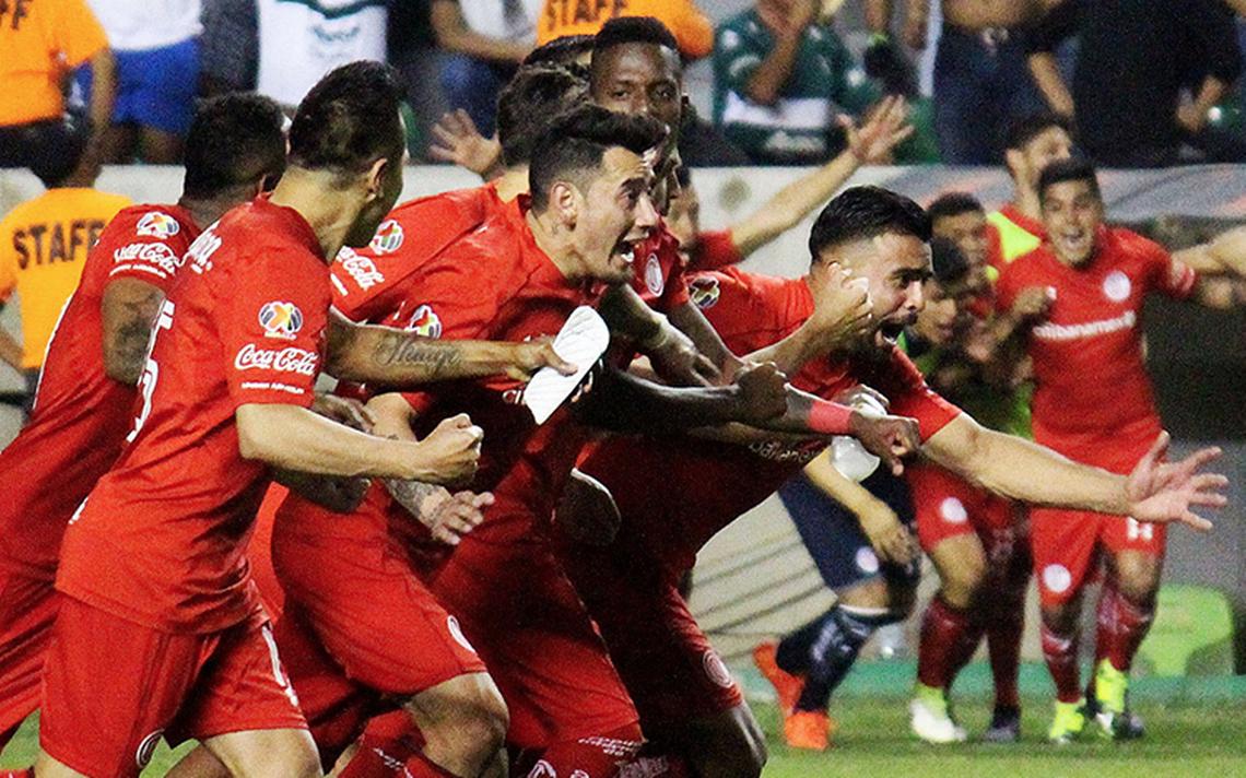 Toluca vence a Zacatepec en penales y va a la final de Copa MX