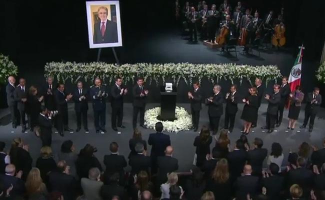 Rafa te vamos a extrañar, México te recordará siempre: Peña Nieto