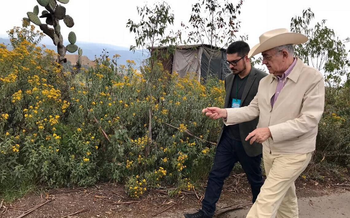Afectados por NAIM temen que Antorcha Campesina acapare consulta