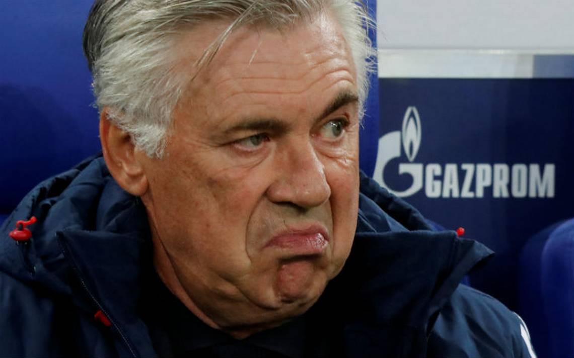 Cesan a Carlo Ancelotti del Bayern tras caída ante el PSG