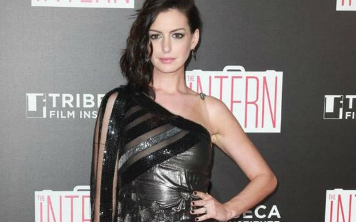 Anne Hathaway subió de peso y envió un poderoso mensaje en sus redes