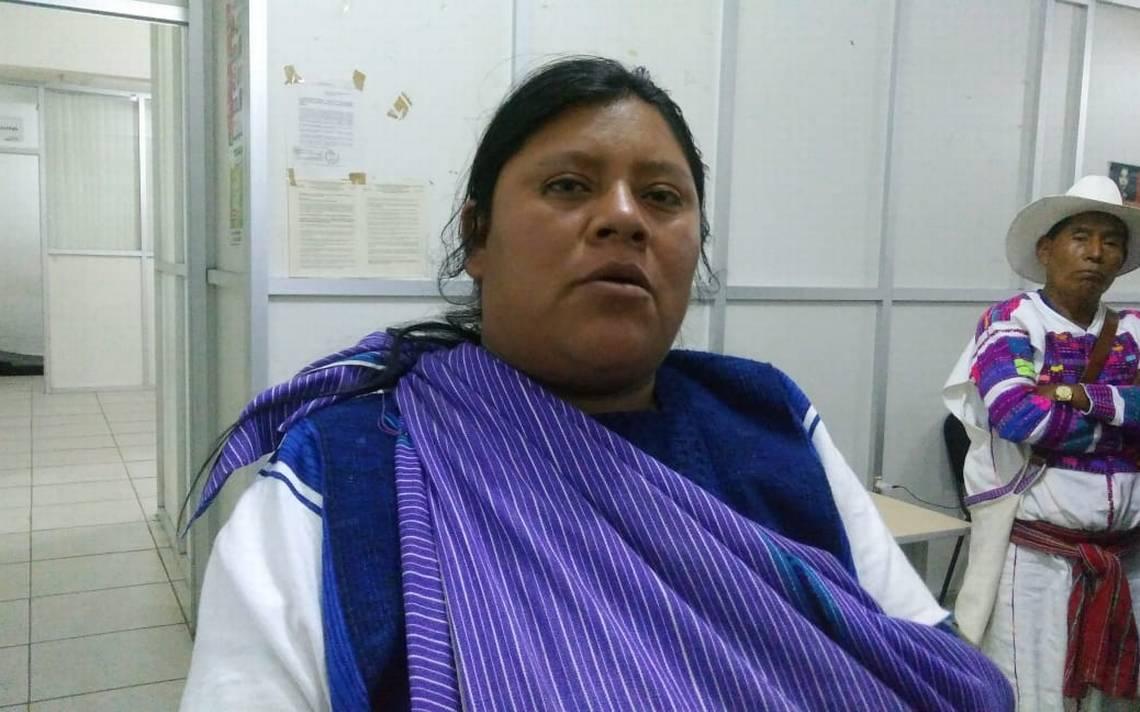 Impiden toma de protesta de síndica electa en San Juan Cancuc, Chiapas