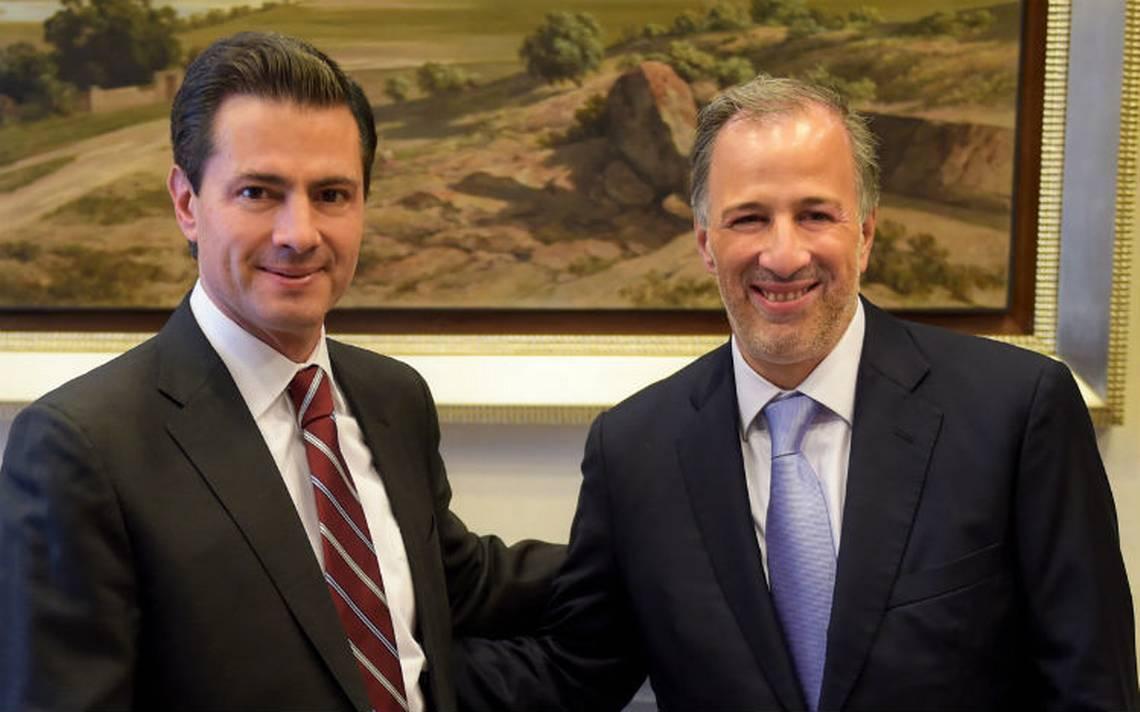 Candidatura de Meade no funcionó, reconoce Peña Nieto
