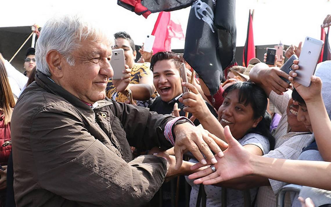 Niegan permiso para mitin de AMLO en la Benito Juárez, acusa Morena