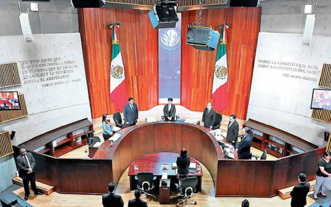 Analizan impugnaciones de elección presidencial, afirma Tribunal Electoral